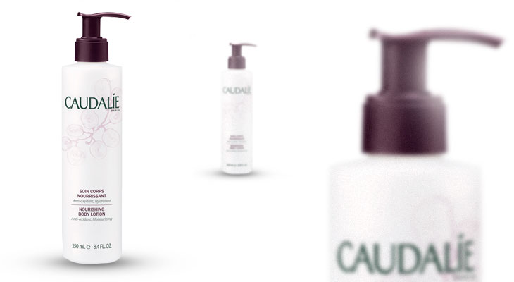 Лосьон Nourishing body от Caudalie