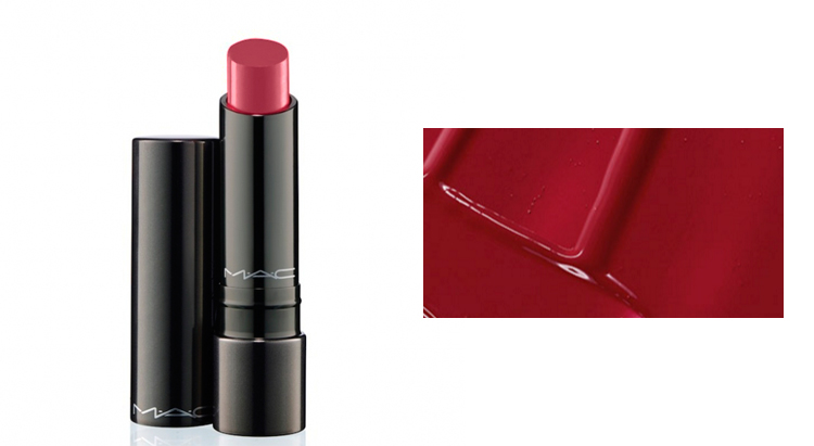 MAC Huggable Lipcolour Помада в оттенке Red Necessity