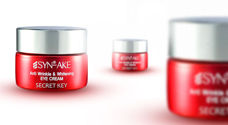 Крем от морщин Syn-Ake Anti Wrinkle & Whitening Eye Cream от Secret Key