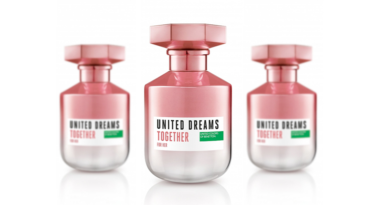 Женский аромат United Dreams Together, United Colors of Benetton