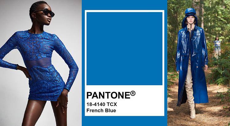 French Blue – французский синий