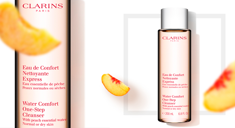 Clarins Water Comfort One-Step Cleanser