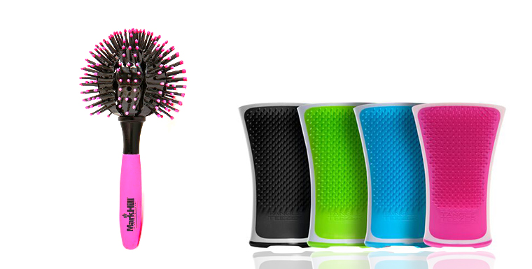 Щетка Wonder Ball 6 in 1, Mark Hill / Щетки для мокрых волос Aqua Splash, Tangle Teezer.jpg