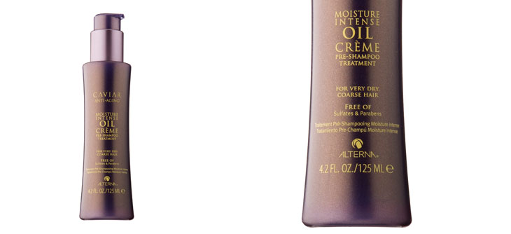 Caviar Moisture Intense Oil Creme Pre Shampoo Treatment