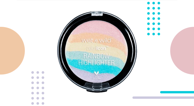 Wet'n'Wild Color Icon Rainbow Highlighter