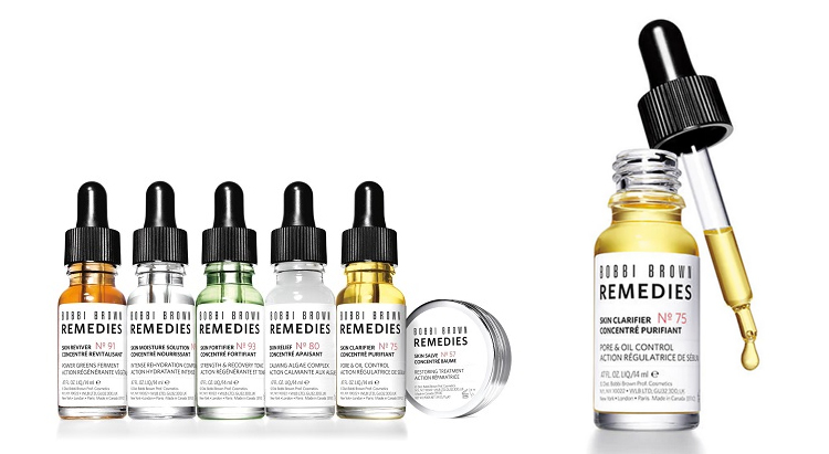 Эликсиры Remedies, Bobbi Brown