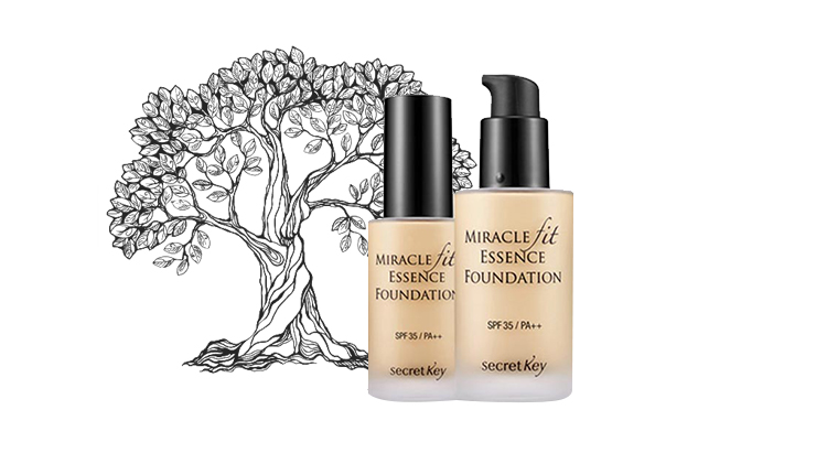 Secret Key Miracle Fit Essence