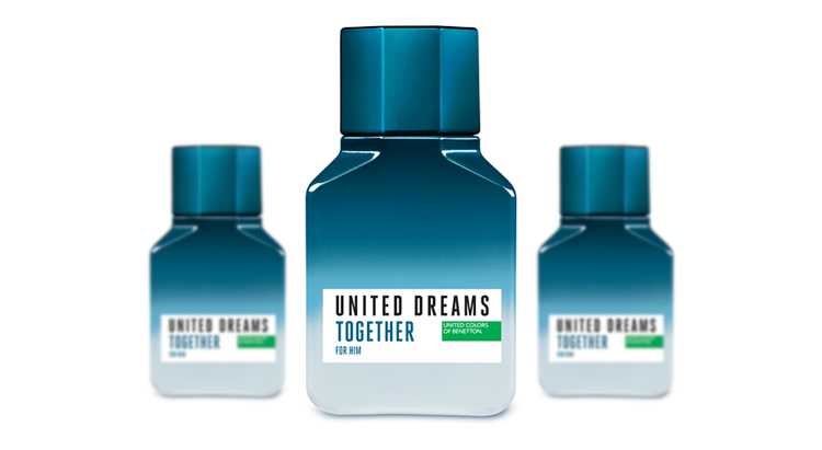 Мужской аромат United Dreams Together, United Colors of Benetton