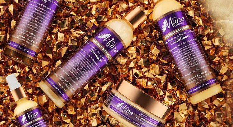 Anee Egyptian Anti-Breakage & Repair Antidote Collection, Mane Choice