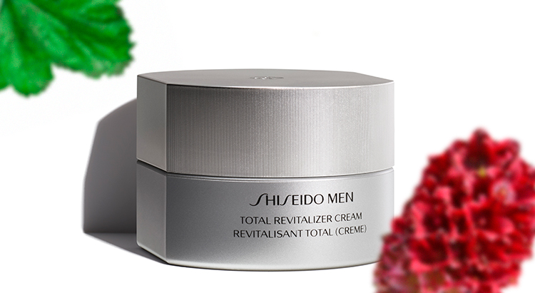 Total Revitalizer cream, Shiseido Men