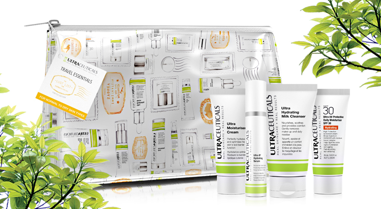 Дорожный набор Travel Essentials Kit, Ultraceuticals