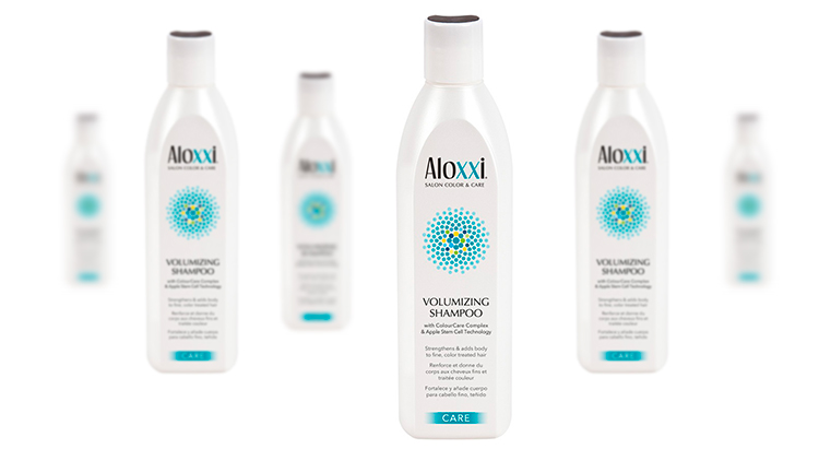 Шампунь Volumizing and Strenghthening Shampoo, Aloxxi