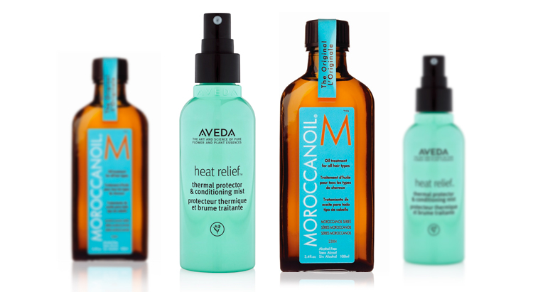 Масло для волос от Moroccanoil, Мист Heat Relief Thermal Protector & Conditioning Mist