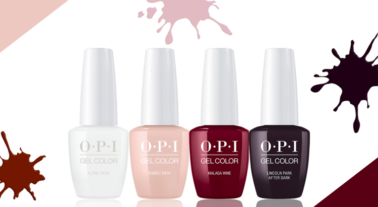 Gelcolor, OPI