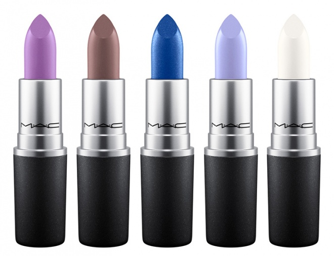 MAC Lipstick Permanent