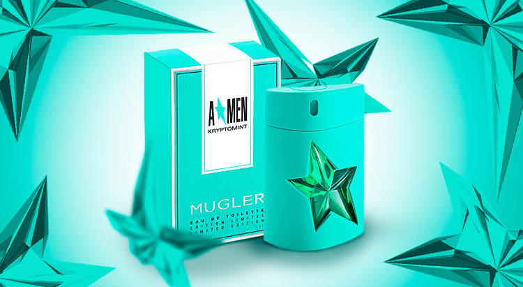 A*Men Kryptomint Thierry Mugler