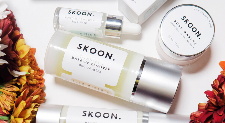 Cleanser + Make-Up Remover, Skoon