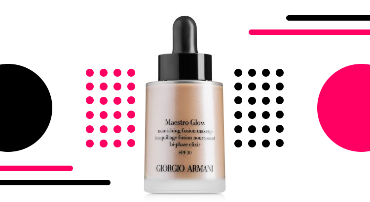 Maestro Fusion Make-Up, Giorgio Armani
