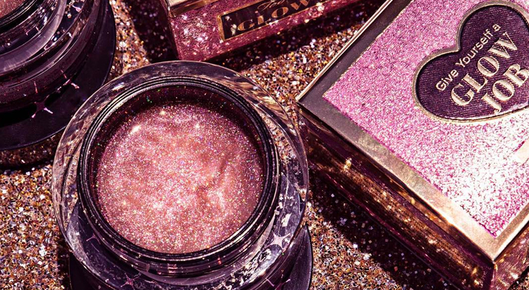 Маска Pink Glitter Glow Job, Too Faced