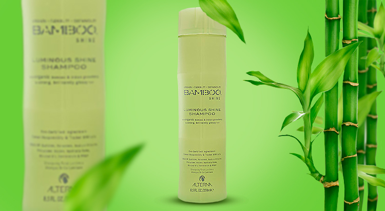 Alterna Bamboo Shine Luminous Shampoo