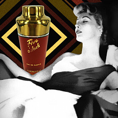 Gourielli Five o'clock edp 60 ml (1947). Часть 2 О парфюме